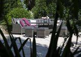 Záhradné sedenie SIENA šedé