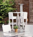 Záhradná barová stolička SONDRIO