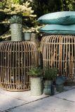 Záhradný ratanový stolík CANNES