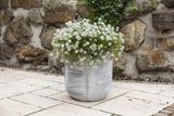 Záhradný košík AMIENS – prírodný ratan