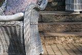 Záhradná teaková jedálenská súprava NIMES 180 cm III.