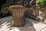Záhradná teaková jedálenská súprava LYON 240 cm I.