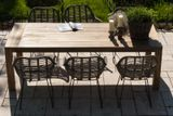 Záhradný teakový stôl NIMES 180/240