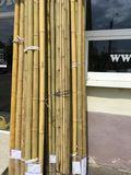 Bambusové tyče hrubé - rôzne rozmery