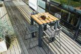 Záhradná barová stolička ELOS