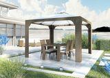 Záhradný ratanový stôl RAPALLO 160 cm