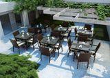 Záhradný ratanový stôl Quadro