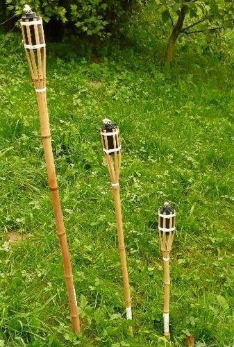 Bambusová fakľa