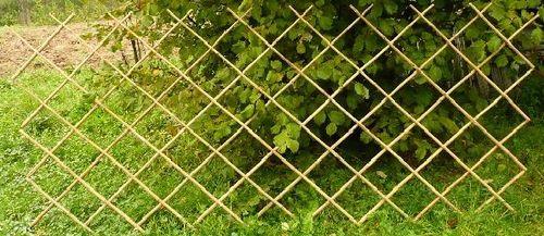 Bambusová mriežka
