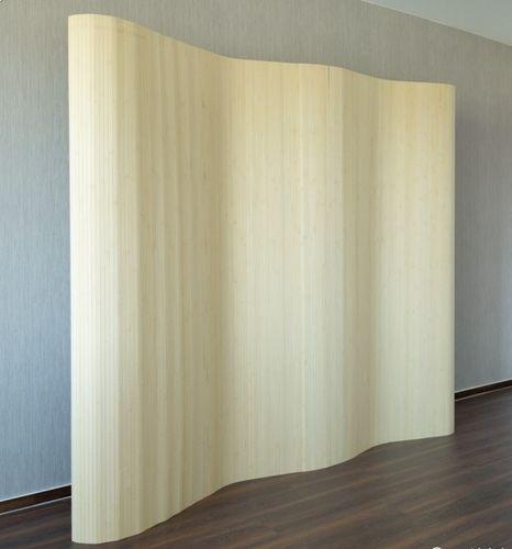 Bambusový paraván prírodný HS 303
