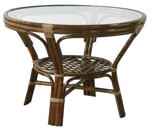Jedálenský ratanový stôl 22-02