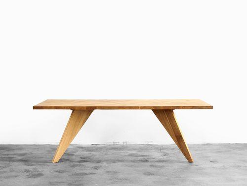 Jedálenský stôl ALANO JODLA