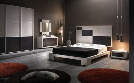Bambusová posteľ DIAMANTE