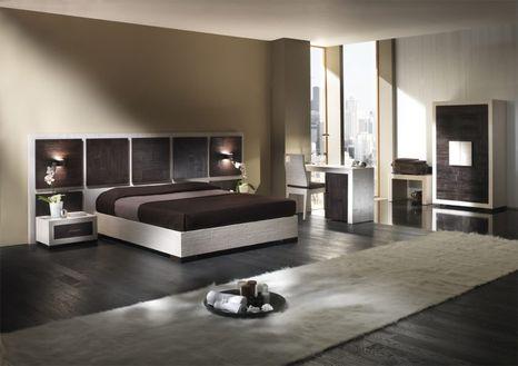 Bambusová posteľ DUBAI