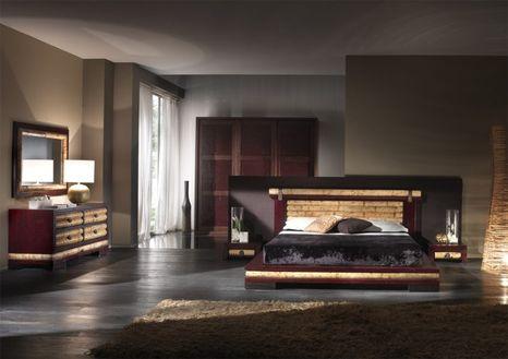 Bambusová posteľ ISAYTO