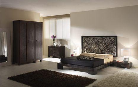 Bambusová posteľ JAWA