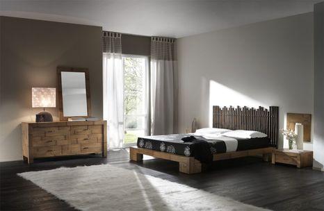Bambusová posteľ SULAWESI