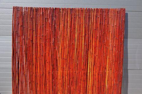 Bambusová rohož bambus prevliekaný WTW