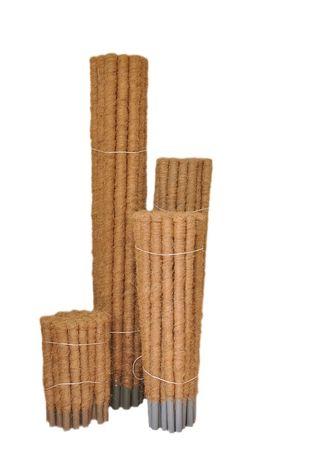 Bambusová tyč obalená kokosom