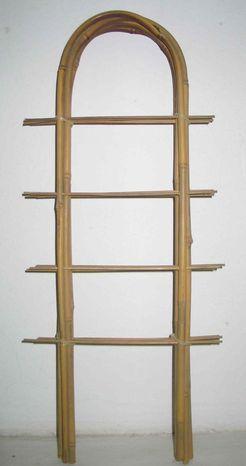 Bambusový oblúk s priečkami SGL ps