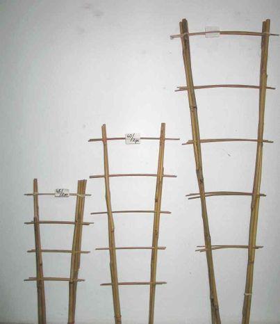 Bambusový rám dvojitý 2ps