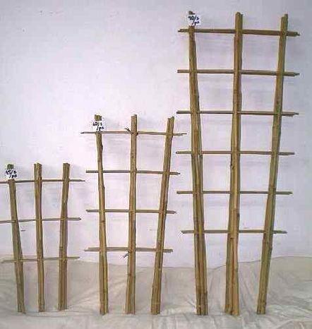 Bambusový rám trojitý 3ps