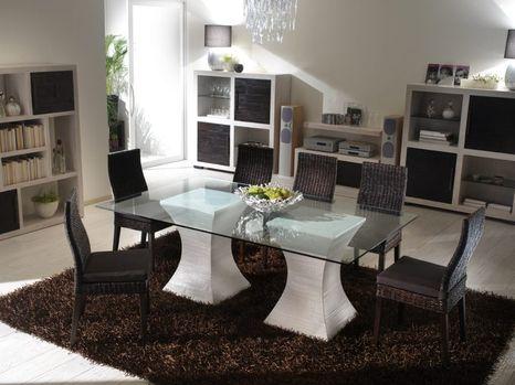 Bambusový stôl CLESSIDRA