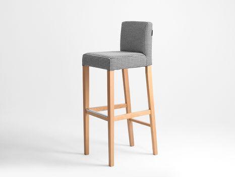 Barová retro stolička WILTON 87