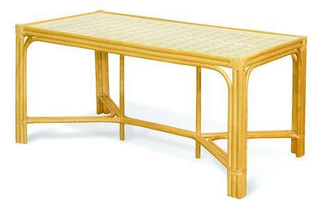 Jedálenský ratanový stôl 22-08