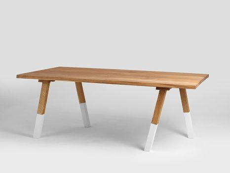 Jedálenský stôl WOLKER