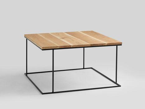 Konferenčný stolík WALT WOOD 100 x 100