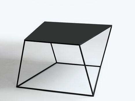 Konferenčný stolík ZAK METAL 80