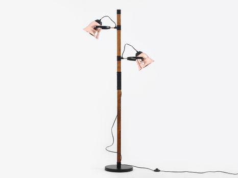 Podlahová lampa SHERLOCK