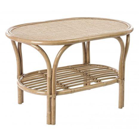 Ratanový kávový stolik NEW GOLF