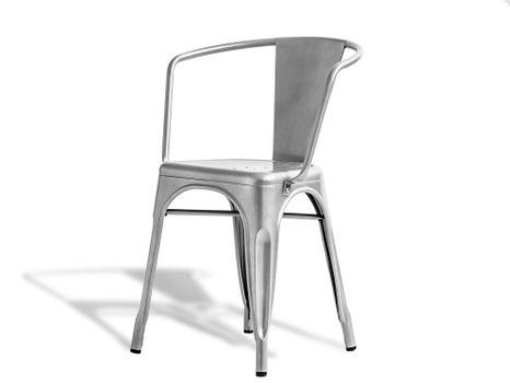 Retro stolička PARIS ARMS 72