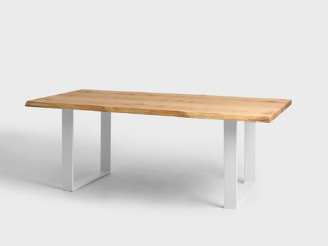 Jedálenský stôl FELD 180 x 100 cm - dub