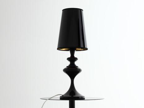 Stolová lampa AMBER TABLE
