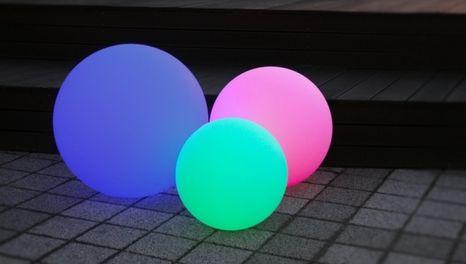 Záhradné svietidlo LED - BOLAS