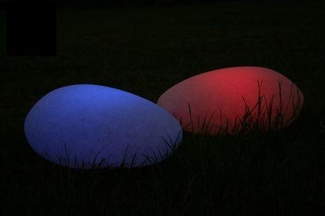 Záhradné svietidlo LED lampa STONE