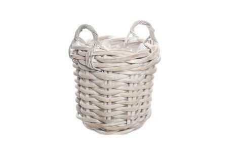 Záhradný košík RENNES – prírodný ratan