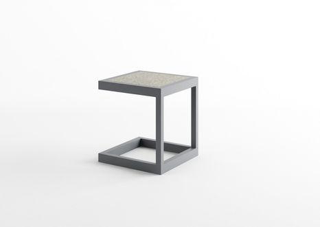 Záhradný hliníkový stolík GRENADA II.