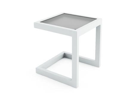 Záhradný hliníkový stolík GRENADA