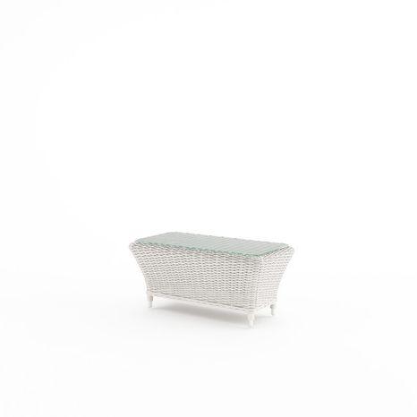 Záhradný ratanový stolík LEONARDO