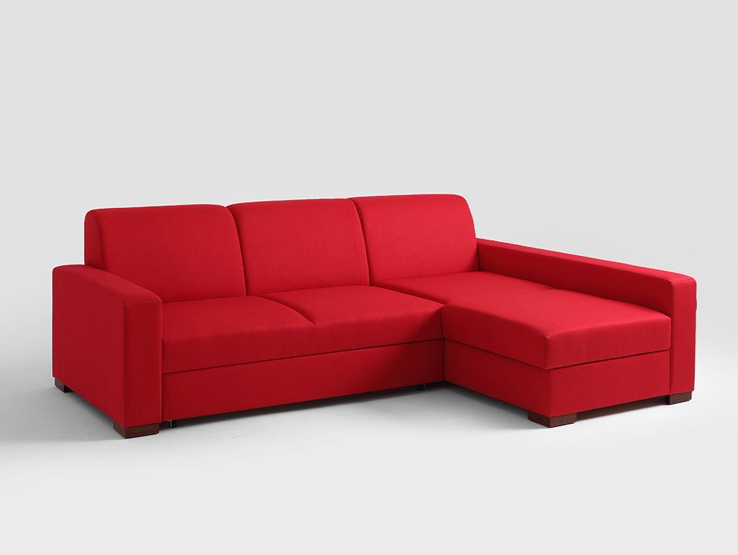 3743940c8f846 Rozkladací gauč LOZIER - pravá - Bamboo.sk
