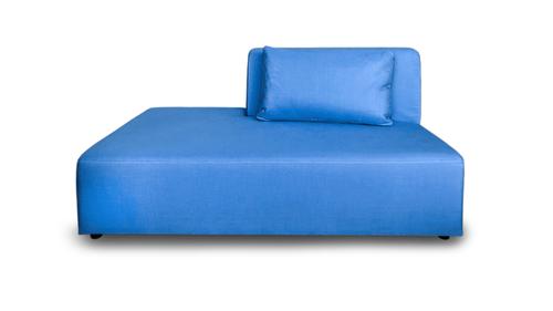 Záhradná sedacia súprava NOXX - ottoman