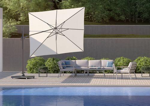 Záhradný slnečník FALCON T² 2.7M X 2.7M